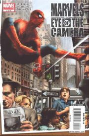 Marvels Eye Of The Camera #2 (2008) Marvel comic book